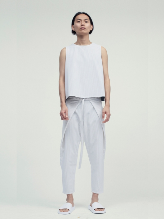 hermione flynn, men, agender, white top_bottom, njal indifference_straps_vest_white_pinstripe_notjustalabel_357733472